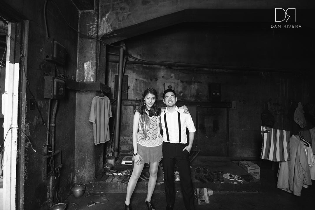 Francis + Debbie