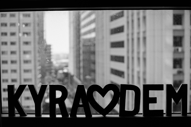 Dem + Kyra