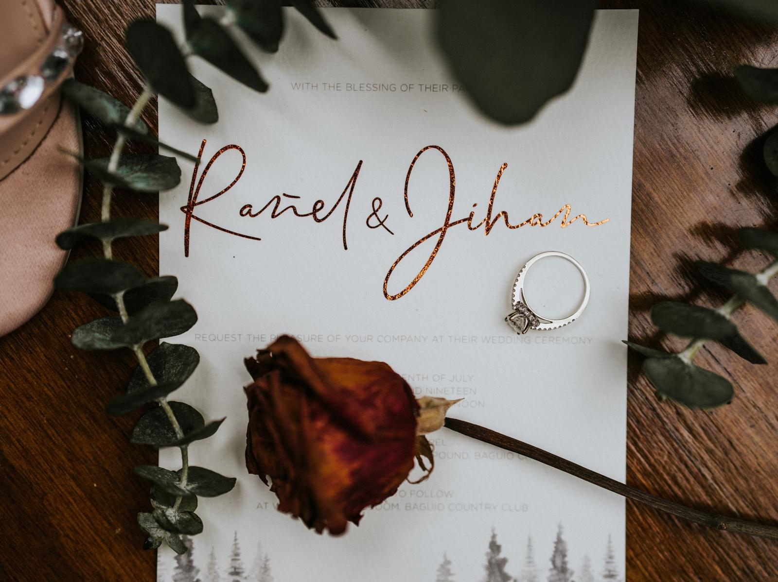 Rañel + Jihan