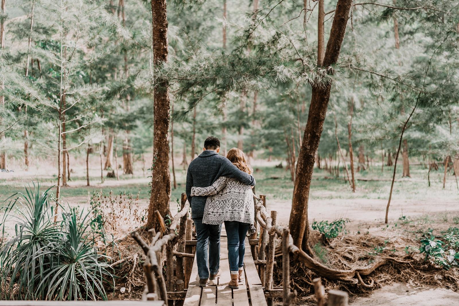 Rañel + Jihan Pre Engagement